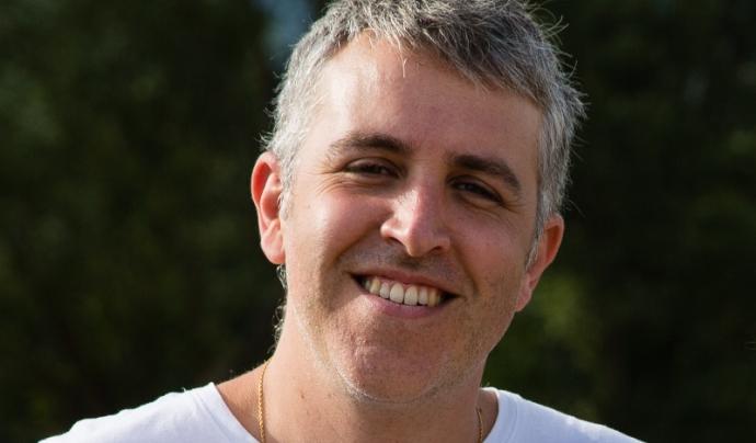 Francesc Bassas és assessor digital i membre de Tecnologia Solidària. Imatge de Francesc Bassas. Font: Francesc Bassas