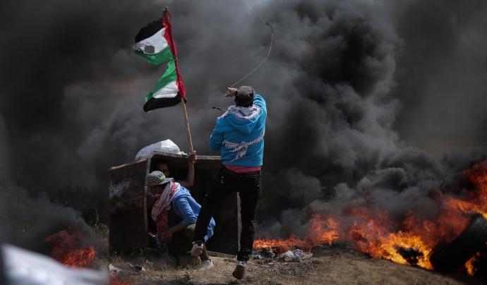 La nova escalada de violència ha deixat, almenys, cent quinze persones mortes al cor del Mitjà Orient.  Font: Llicència CC