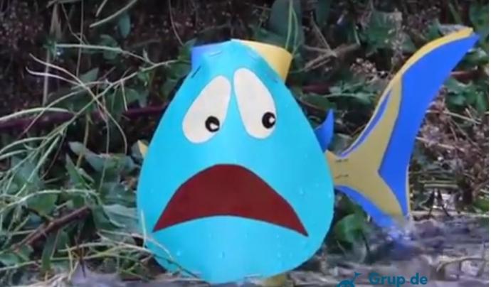 """El vídeo """"De presa en presa"""" del Grup de Defensa del Ter presenta la problemàtica ambiental dels rius amb ironia Font: Grup de Defensa del Ter"""