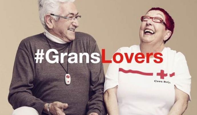 Imatge promocional de la campanya #GransLovers.