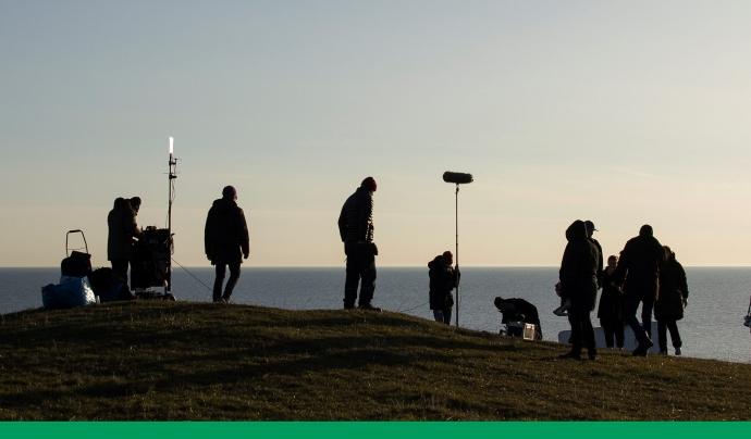 A diferents països del món veiem com sorgeixen propostes per incorporar els valors de la sostenibilitat a la producció de cinema Font: Greenscreen.eu