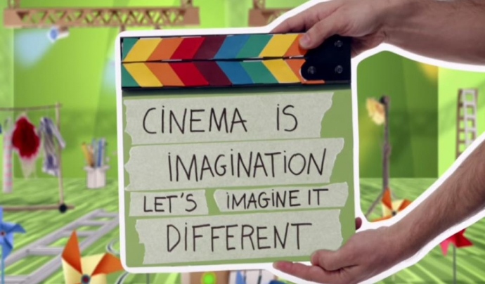 A Itàlia es va crear el protocol Edison Green Movie per canviar la manera de fer cinema Font: Edison Green Movie