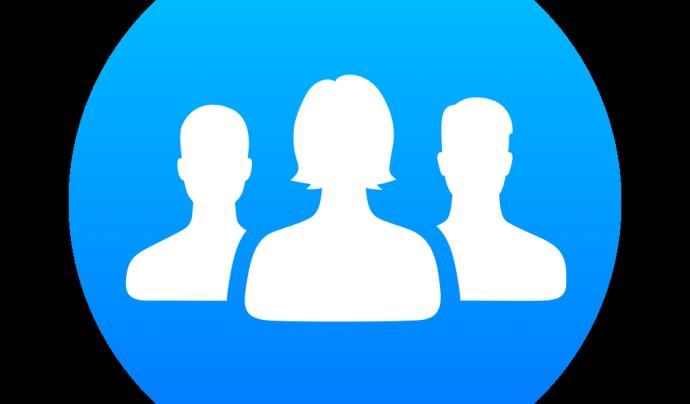 logotip de l'aplicació Groups