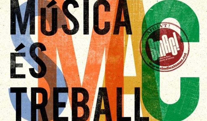 El Sindicat de Músics Activistes de Catalunya fa temps que treballa pels drets dels artistes. Imatge de SMAC Font: SMAC