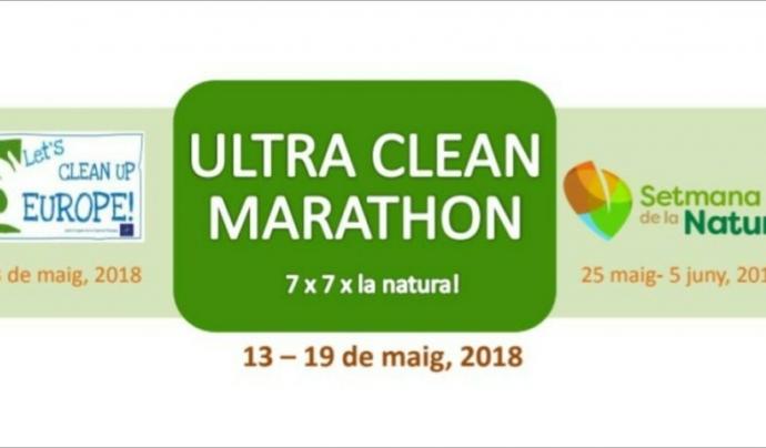 Ultra Clean Marathon connecta dos dels grans esdeveniments ambientals de la primavera Font: Setmana de la Natura