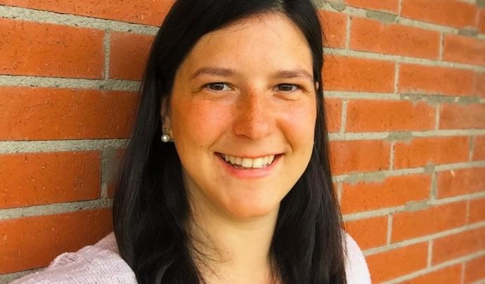 La Cristina Bucar és la directora del portal Activitum. Imatge de Cristina Bucar.  Font: Cristina Bucar