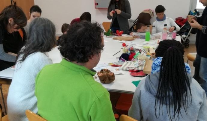 Espai Ambiental organitza tallers de reparació per allargar la vida de les joguines Font: Espai Ambiental