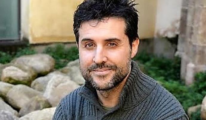 Jordi Calvo, coordinador del Centre Delàs per la Pau.