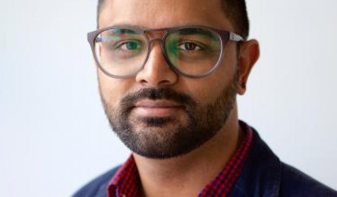 Kartik Raj, investigador de Human Rights Watch enviat a Catalunya.