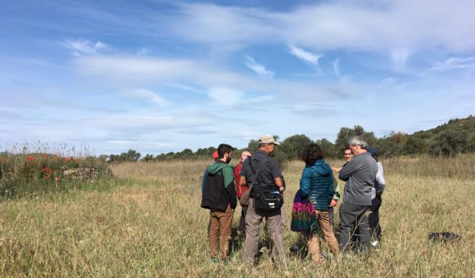 Territoris Singulars és una iniciativa d'economia verda de les entitats ambientalstravés del turisme de natura Font: Territoris Singulars