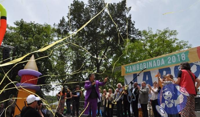 La 42a edició de La Tamborinada se celebrarà el dia 2 de juny. Font: Fundació La Roda