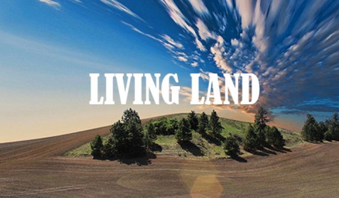 La campanya Living Land promou signatures per reclamar una política agrícola europea més sostenible Font: Living Land