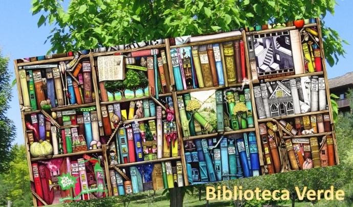 Enguany les biblioteques participen a la Setmana de la Natura amb la campanya #llegeixnatura Font: Voz Natura