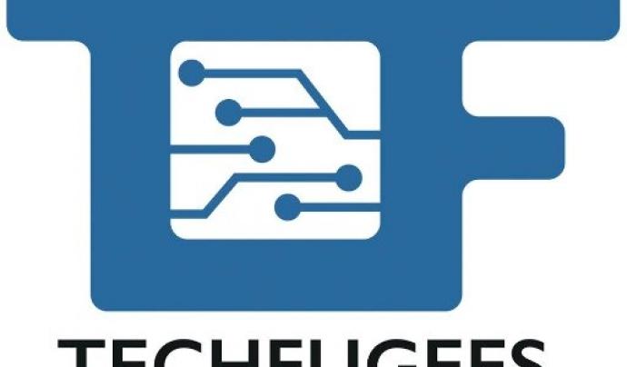 Logo de Techfugees.