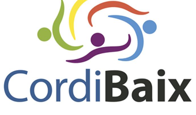 Cordibaix és la Federació d'Entitats de Persones amb Discapacitat i Trastorn Mental del Baix Llobregat. Font: Cordibaix