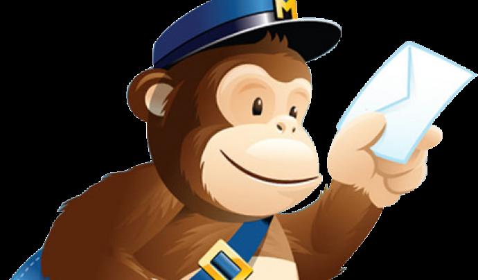 L'eina Mailchimp ocuparà bona part de la píndola sobre comunicació amb la base social Font: Mailchimp