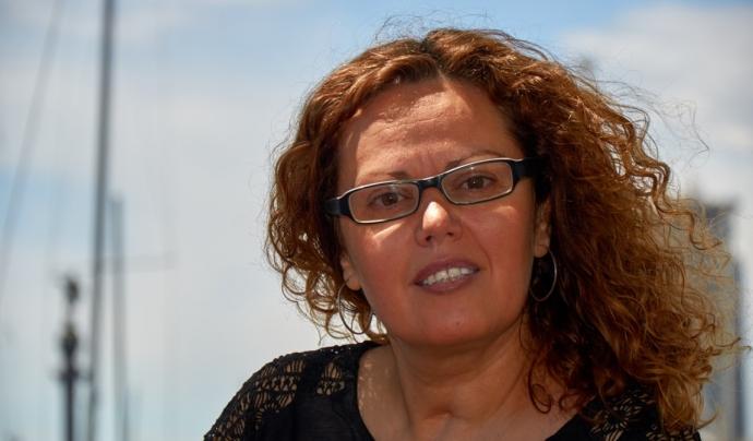 Susanna Muriel és arxivera especialitzada en col·leccions fotogràfiques. Font: Ricard Martínez