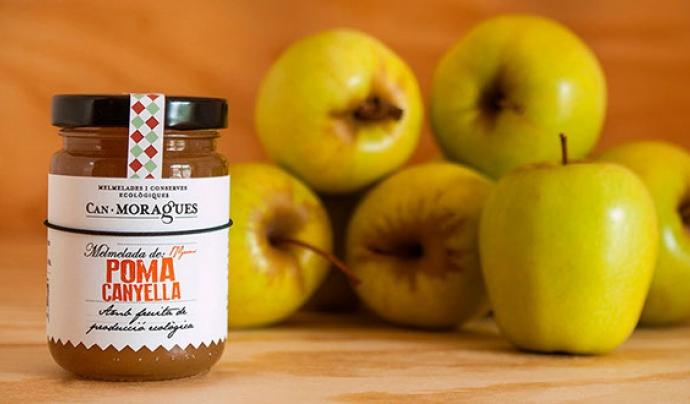 Les melmelades ecològiques de Can Moragues són un producte solidari i sostenible