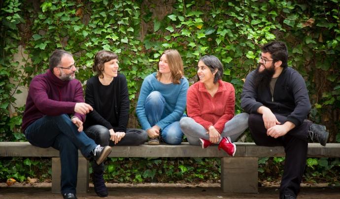 Membres de la cooperativa Nusos. Font: Nusos