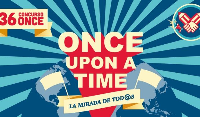 Cartell promocional de la 36a edició del concurs. Font: ONCE