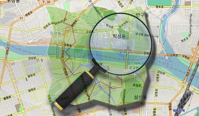 Open Street Map ha estat definida com la Wikipedia dels mapes Font: Opem Street Map