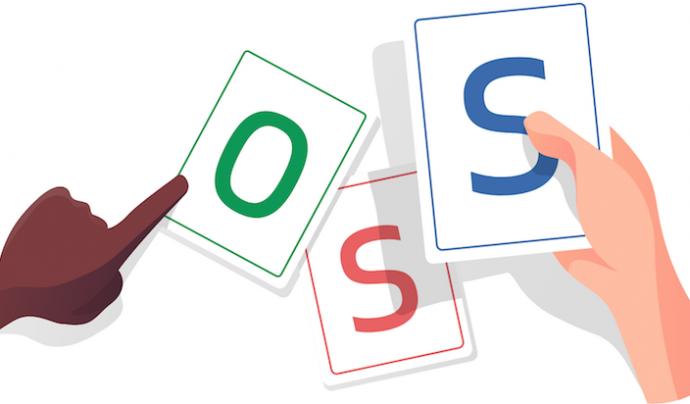 Il·lustració sobre software de codi obert (OSS) Font: Open Source Guides