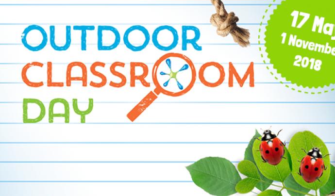 El Dia Mundial de fer classe a l'aire lliure vol incentivar l'ensenyament fora de les aules