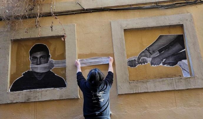 La llibertat d'expressió, així com la xenofòbia i el racisme, són cada vegada més estudiats pels observatoris Font: Pedro Mata (Fotomovimiento)