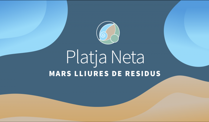 Platges netes proposa tres formacions teòric-pràctiques per a grups de voluntariat ambiental al llarg de la costa catalana Font: Platja Neta
