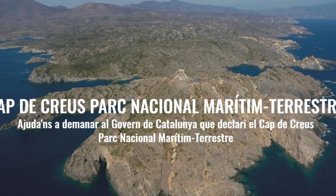 La Fundació World Nature fa una crida a persones i entitats per sumar-se a la demanda que el Cap de Creus sigui declarat Parc Nacional Marítim-Terrestre. Font: Fundació World Nature