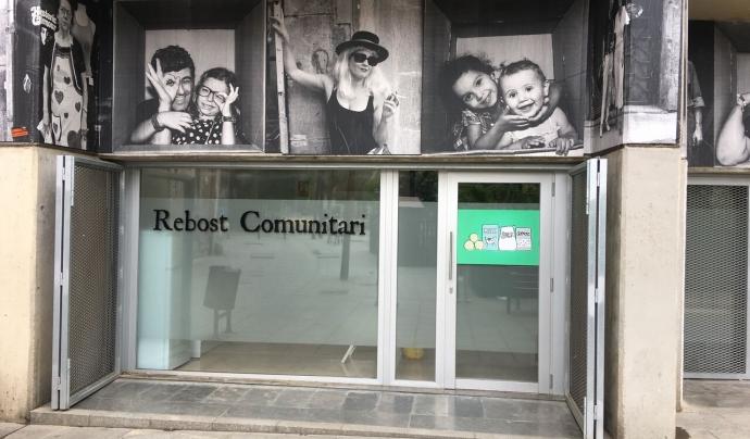 Rebost comunitari a Ciutat Vella