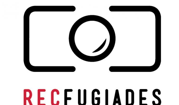'Recfugiades' és una iniciativa conjunta de Justícia i Pau i l'associació La Bretxa.