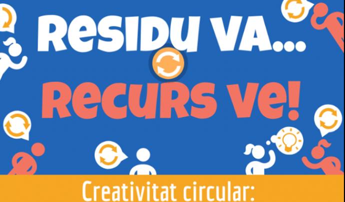 La iniciativa promou el reaprofitament de materials Font: Club Emas
