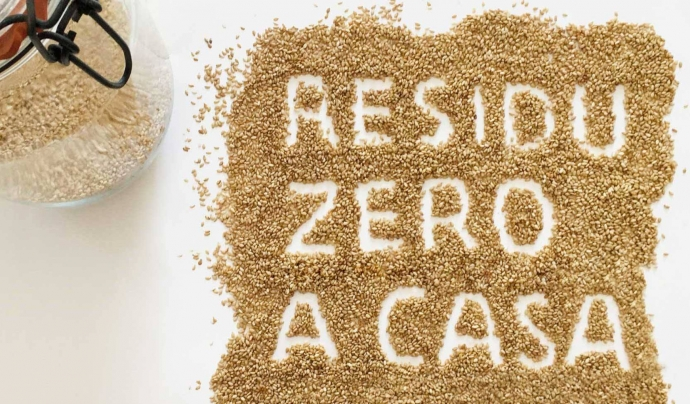 Jo sóc consumidor conscient és una campanya de la Fundació Rezero per promoure el residu mínim en les llars