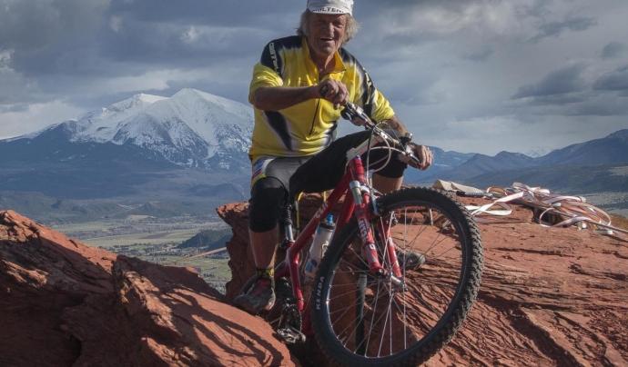 el documental 'The Frenchy', al voltant de l'atleta de 82 anys Jacques Houot i les seves aventures amb l'esqui, la bicicleta de muntanya o el ciclocròs.