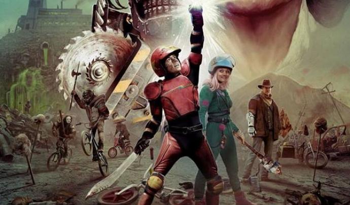 A l'apartat familiar es projectarà 'Turbo Kids', un film d'aventures postapocalíptic definit com a 'Mad Max sobre rodes'