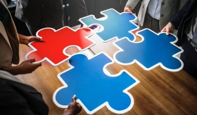 L'objectiu de 'Mixtura' és generar una comunitat de persones amb interès en l'emprenedoria social. Font: Xarxa Punt TIC