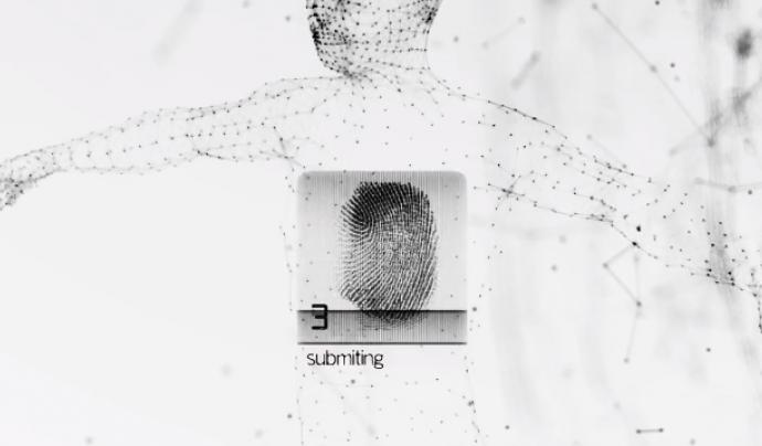 Cada dia a Internet regalem moltes dades sense el nostre consentiment.  Imatge extreta del documental DATUM.  Font: Imatge extreta del documental DATUM.