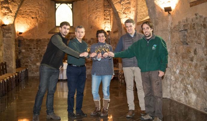 Acord entre Seo Bird Life i Heredad Segura Viudas per la protecció de la biodiversitat a les vinyes de Torrelavit