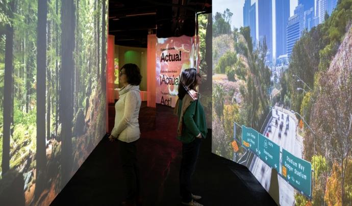 Som Natura Expo explica la natura apel·lant a raó i emoció.