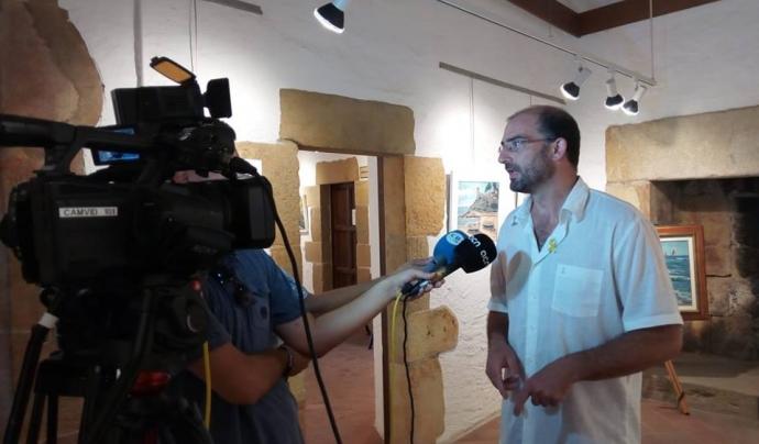 La creació de la Plataforma ha estat coberta per un ampli nombre de mitjans de comunicació Font: Associació de Naturalistes de Girona