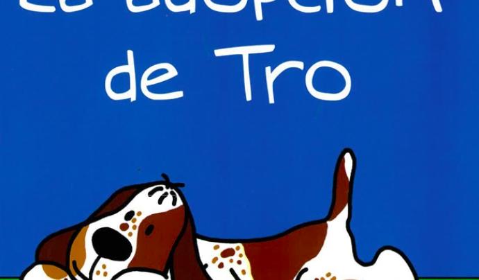 Un conte adequat per a famílies que estiguin pensant acollir una mascota Font: Marta Perdigó