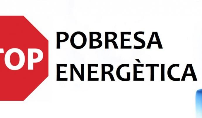 La necessitat d'aturar la pobresa energètica Font: Banc d'Energia