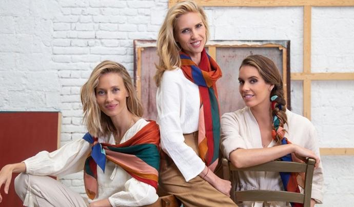 Vanesa Lorenzo, Judit Mascó i Ona Carbonell són les ambaixadores de la tercera edició de la campanya. Font: Vall d'Hebron