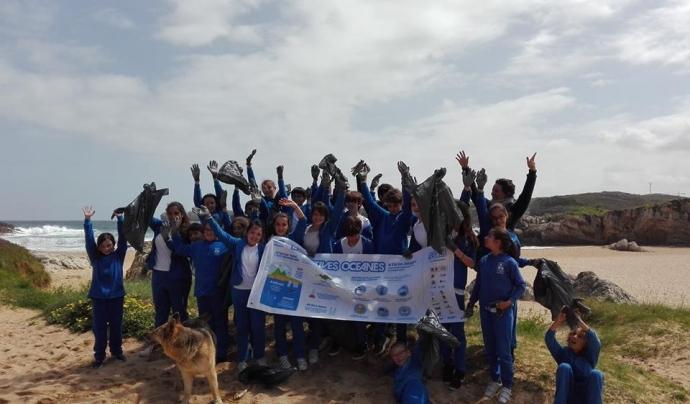 Les Ocean Iniciatives són crides de voluntariat per recollir i analitzar residus que hi ha a mar i platges Font: Surfrider