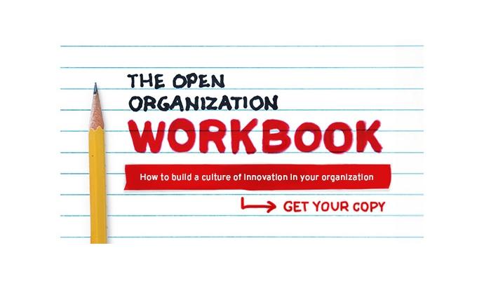 The Open Organization Workbook Font: Open Source