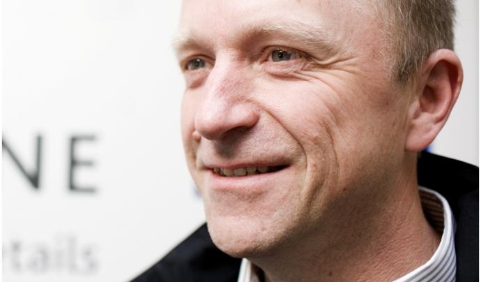 Thorkil Sonne, fundador de Specialisterne. Font: Specialisterne Foundation