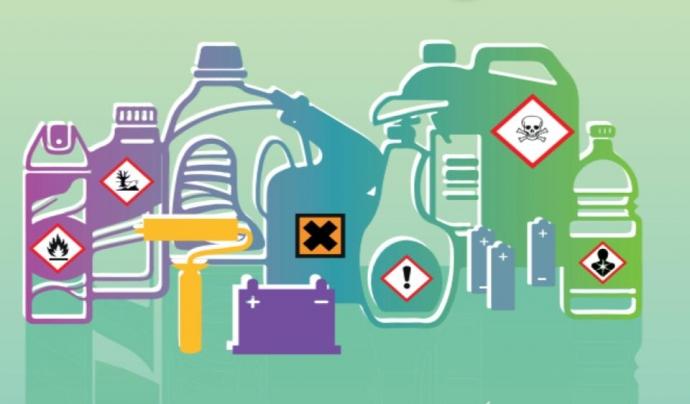 'Time to detox' és el lema de la desena edició de la Setmana Europea per la Prevenció de Residus (EWWR) Font: Setmana Europea per la Prevenció de Residus