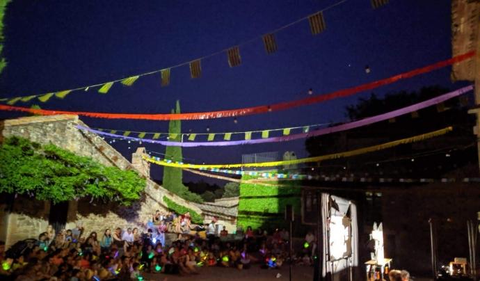 La Fira de Titelles és un dels principals esdeveniments del municipi de Sant Martí Vell Font: Ajuntament de Sant Martí Vell