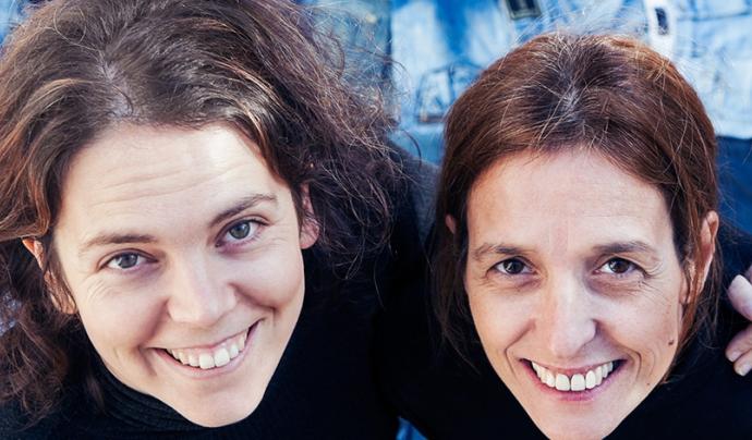 Núria Nubiola i Montse Bayen, cofundadores de Back to Eco. Font: Back to Eco
